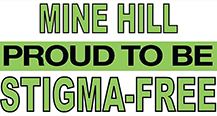 Mine Hill proud to be stigma free