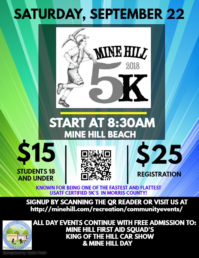 copy of 5k run flyer template made with postermywall 3 mine
